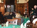 "Shooting the Awards Ceremony ~ the ""dining room"""
