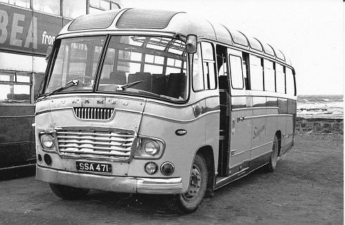 SSA471     Ford Thames