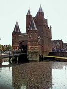 Defence tower of Haarlem
