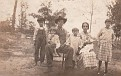 Barlow Anderson and 2nd wife, Mary Magdalene (FOUST) AndersonThis is Mildred Hazel (FOUST) Lay's grandfather and step-grandmother, on her Mother (Edna Marie (ANDERSON) side.