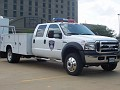 IL - Springfield Police Ford F550