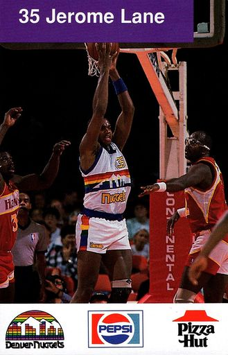 1988-89 Denver Nuggets Police #35 (1)