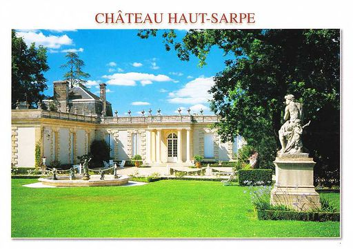 Haut-Sarpe Castle (33)