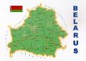 01- Map of Belarus