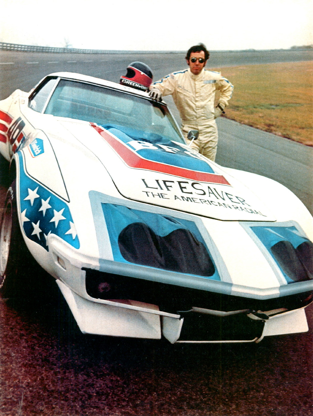 72CorvetteGreenwood