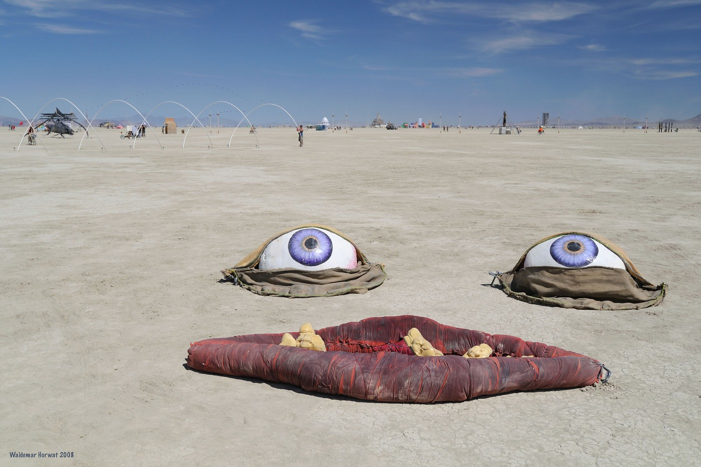 Face of the Playa