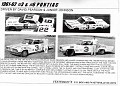 1961 and 1962 Cotton Owens and Ray Fox Prepared Pontiacs Yesterdays  Ref  480