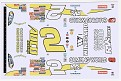 DAP Designs 2007 Clint Bowyer #2 Adco Covers-Camping World