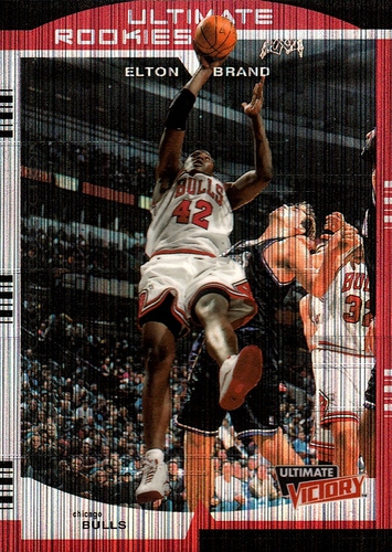 1999-00 Ultimate Victory Victory Collection #121 (1)