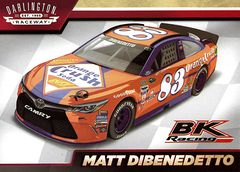 2016 Lionel NASCAR Authentics Darlington Throwback Matt DiBenedetto (1)