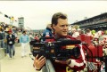 Indy 500 Marty 1992 working for WXIN