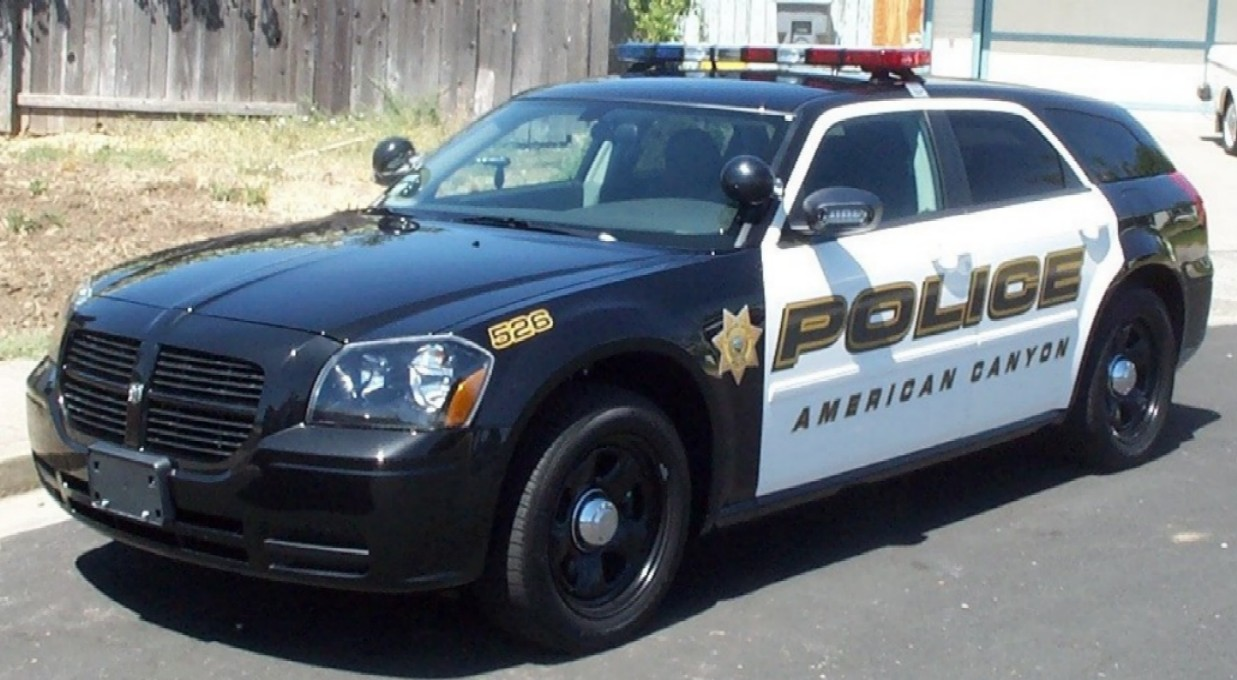 CA - American Canyon Police