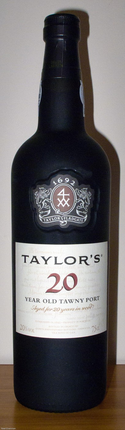 Taylor 20 Year Old Tawny Port