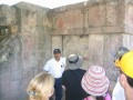 Here is our guide for the day during the tour of Chichen Itza, Yucatan Peninsula, Mexico.