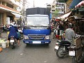 """Busy Streets of Cholon District 5 """"ChinaTown""""."""