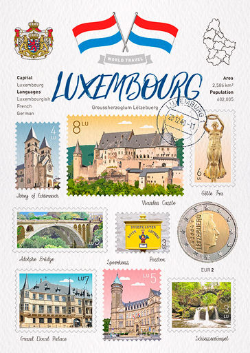 LUXEMBOURG WT