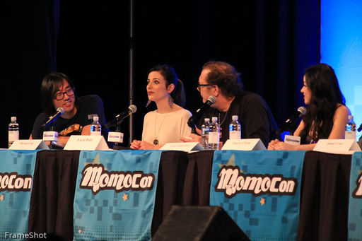 MomoCon panel 20170527 0052