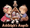 Ashleigh's Angels Nativity