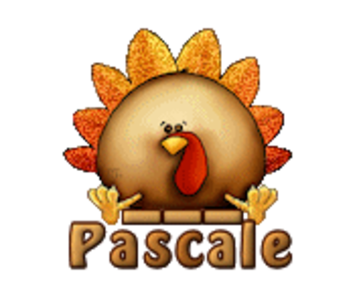 Pascale - ThanksgivingCuteTurkey