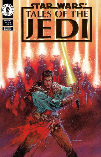 Tales of the Jedi Special Edition #1