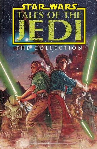 Star Wars - Tales of the Jedi - The Collection
