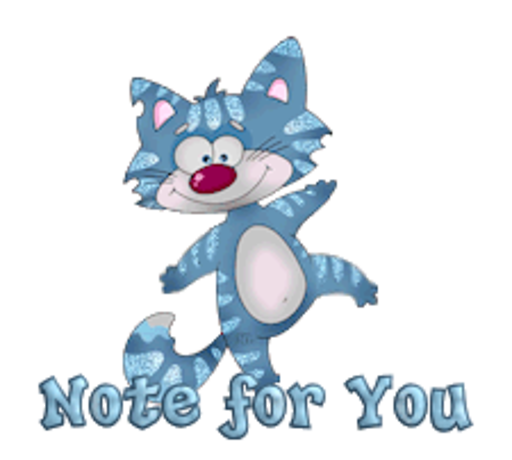 Note for You - DancingCat