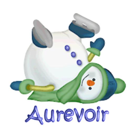 Aurevoir - CuteSnowman1318