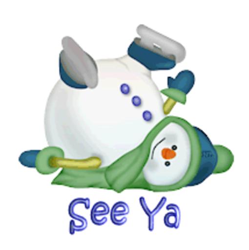 See Ya - CuteSnowman1318