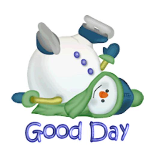 Good Day - CuteSnowman1318