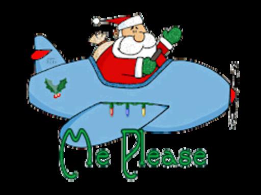 Me Please - SantaPlane