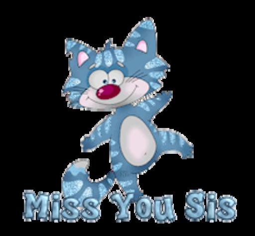 Miss You Sis - DancingCat