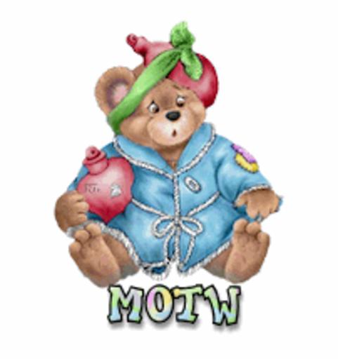 MOTW - BearGetWellSoon