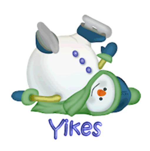 Yikes - CuteSnowman1318