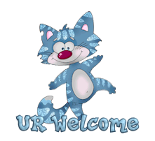 UR Welcome - DancingCat