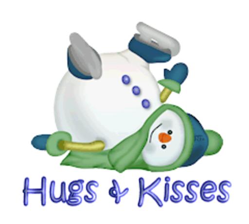 Hugs & Kisses - CuteSnowman1318