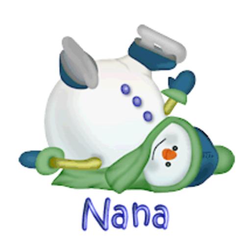 Nana - CuteSnowman1318