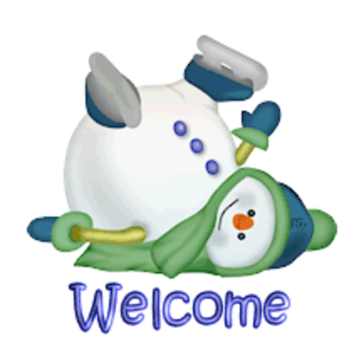 Welcome - CuteSnowman1318