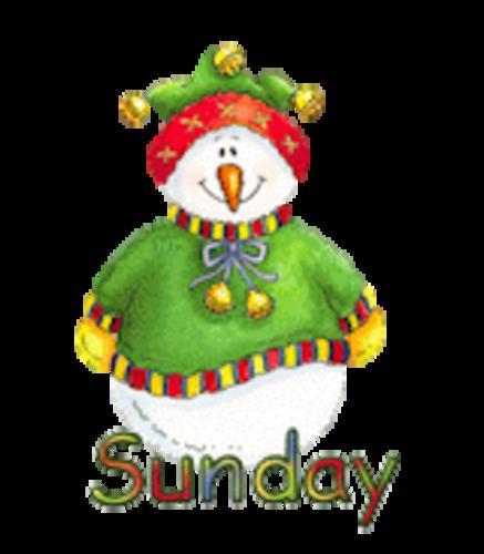 DOTW Sunday - ChristmasJugler