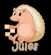 Jules - CutePorcupine