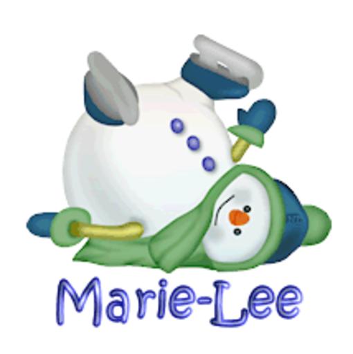 Marie-Lee - CuteSnowman1318
