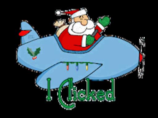 I Clicked - SantaPlane