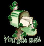 You got mail - StPatrickMailbox16
