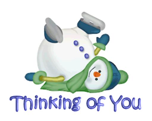 Thinking of You - CuteSnowman1318