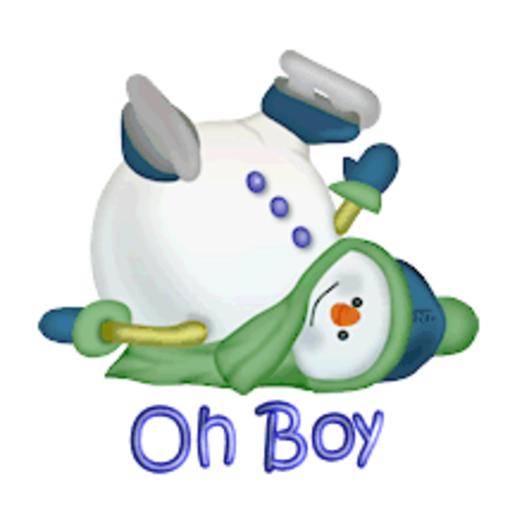 Oh Boy - CuteSnowman1318