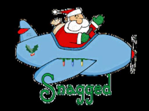 Snagged - SantaPlane