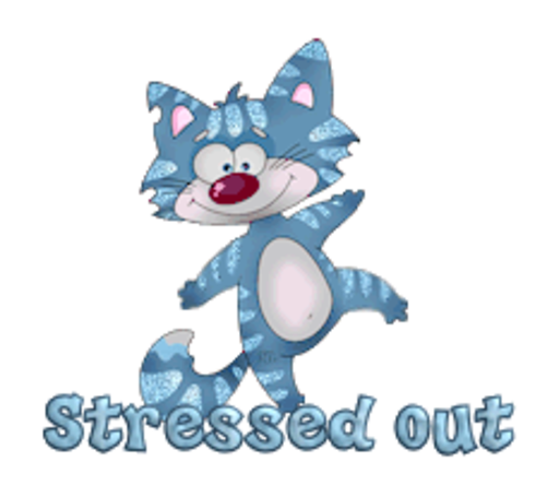 Stressed out - DancingCat