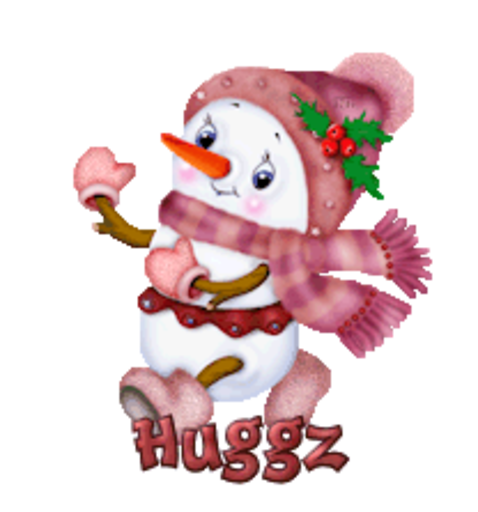 Huggz - CuteSnowman