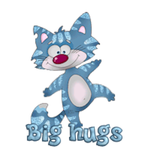 Big hugs - DancingCat