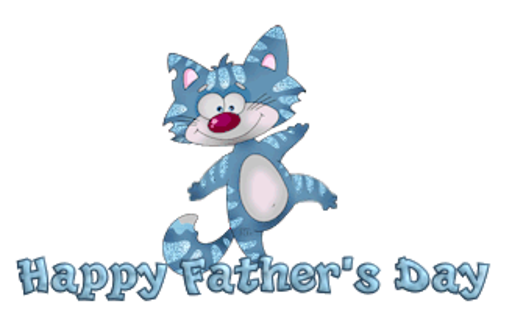 Happy Father's Day - DancingCat