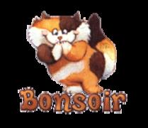 Bonsoir - GigglingKitten